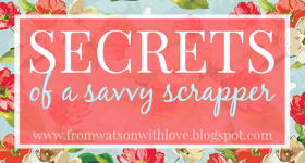 Secrets of a Savvy Scrapper:  Scrapbook Deal A Day Sites